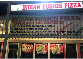 Moreno Valley indian restaurant Indian Fusion Pizza