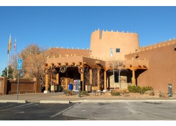 Albuquerque places to see Indian Pueblo Cultural Center