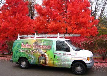Lexington chimney sweep Indian Summer Chimney & Masonry Services