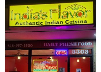 Glendale indian restaurant India's Flavor