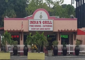 Tampa indian restaurant India's Grill Kennedy