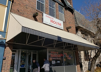 Columbia indian restaurant India's House