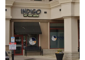 Raleigh yoga studio Indigo Hot Yoga Center
