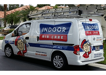 Port St Lucie hvac service Indoor Air Care, Inc.