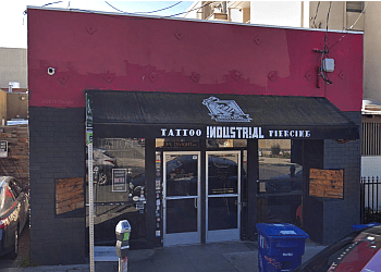 Berkeley tattoo shop Industrial Tattoo & Piercing