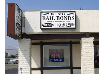 Moreno Valley bail bond Infinity Bail Bonds Inc