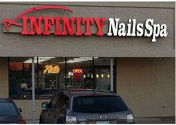 Topeka nail salon Infinity Nails Spa