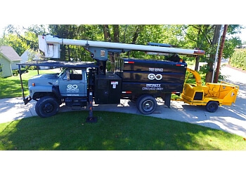 Fort Wayne tree service  Infinity Outdoor Services