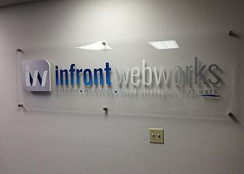 Colorado Springs web designer Infront Webworks