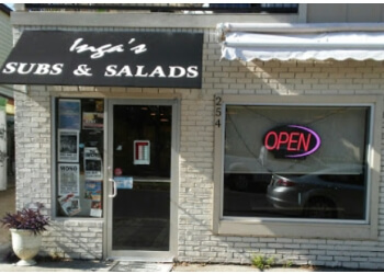 Baton Rouge sandwich shop Inga's Subs & Salads