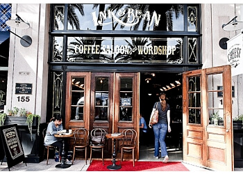 Anaheim cafe INK & BEAN