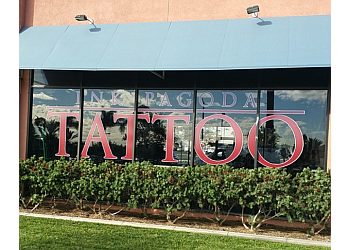 Fontana tattoo shop Ink Pagoda