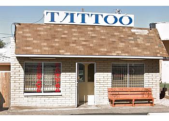 Surprise tattoo shop InkTown Tattoo Studio