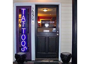 Winston Salem tattoo shop Ink Well