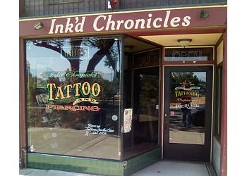 Pomona tattoo shop Ink'd Chronicles Tattoo
