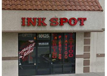 Fontana tattoo shop Inkspot Tattoo