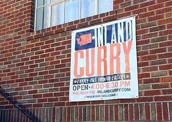 Spokane indian restaurant Inland Curry