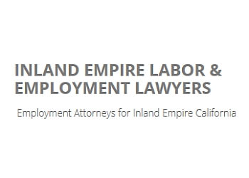 Ontario employment lawyer Inland Empire Labor & Employment Lawyer
