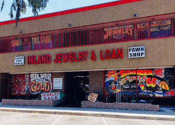 Rancho Cucamonga pawn shop Inland Jewelry & Loan