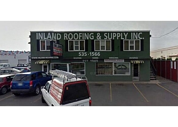 Spokane roofing contractor Inland Roofing & Supply, INC.