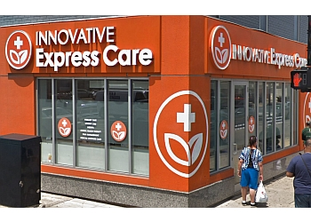 Chicago urgent care clinic Innovative Express Care