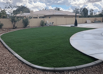 Scottsdale lawn care service Innovative Landscaping Services