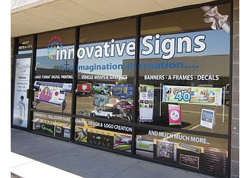 Tucson sign company Innovative Signs