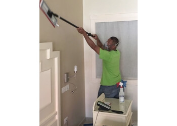 Port St Lucie commercial cleaning service Inside & Out Maintenance LLC