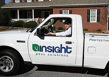Cary pest control company Insight Pest Solutions
