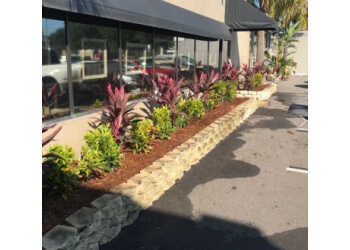 Tampa landscaping company Insignia Landscape