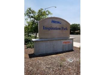 Fresno public park Inspiration Park