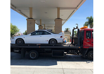 Moreno Valley towing company InstanTow Towing Services