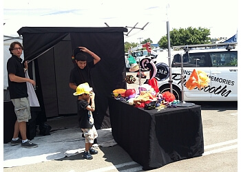 Chula Vista photo booth company Instant Memories Photobooths