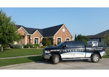 Lincoln roofing contractor Integrity Exterior Solutions