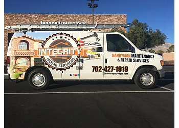 Las Vegas handyman Integrity Home Services