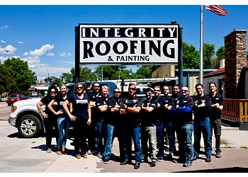 Colorado Springs roofing contractor Integrity Roofing and Painting