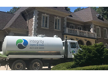 Chattanooga septic tank service Integrity Septic