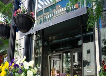 Chicago cafe Intelligentsia Coffee