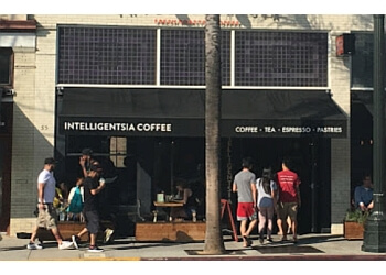 Pasadena cafe Intelligentsia Coffee Pasadena Coffeebar