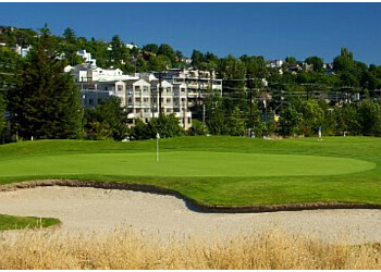 Seattle golf course Interbay Golf Center