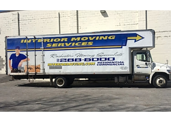 Rochester moving company Interior Moving Services