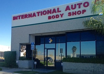 Moreno Valley auto body shop International Auto Crafters