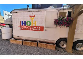 Anchorage food truck International House Of Hotdogs