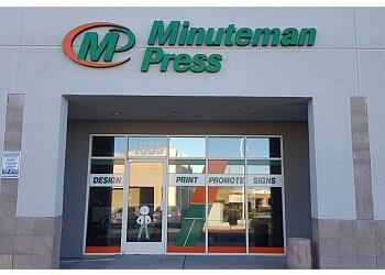 Henderson printing service International Minute Press
