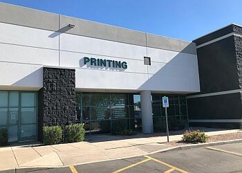 Mesa printing service International Minute Press