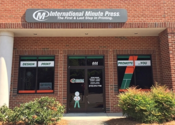 Raleigh printing service International Minute Press