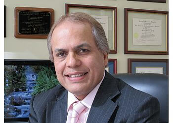 Miami urologist Sanjay Razdan, MD