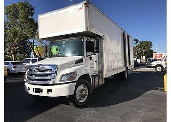 Coral Springs moving company International Van Lines