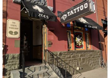 Pittsburgh tattoo shop In the Blood Tattoo
