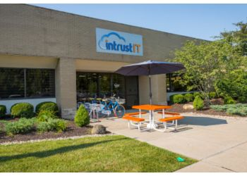 Cincinnati it service Intrust IT